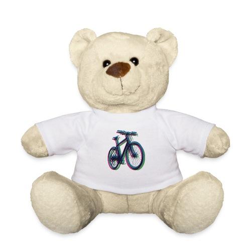 Bike Fahrrad bicycle Outdoor Fun Mountainbike - Teddy Bear