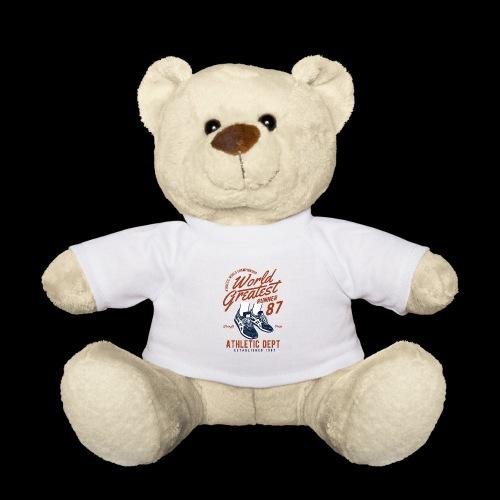 World Greatest Runner - Teddy