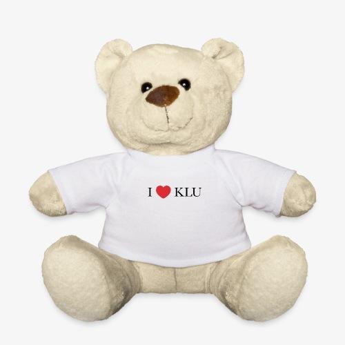 i love klu - Teddy Bear