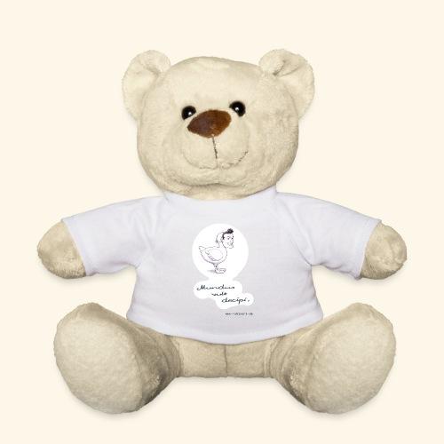 Mundus vult decipi (Ente) - Teddy