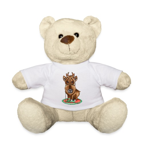 Reindeer refined scribblesirii - Teddy Bear