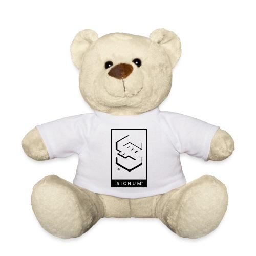 signumGamerLabelBW - Teddy Bear