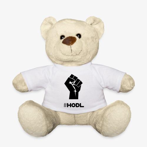 HODL-fist-b - Teddy Bear