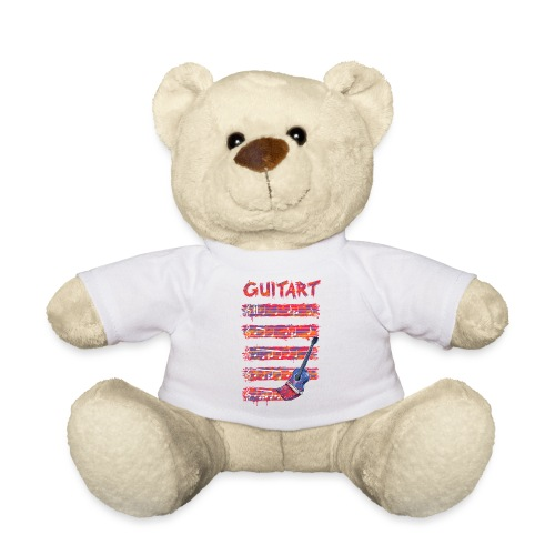 GuitArt - Teddy Bear