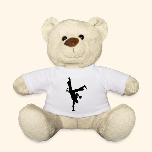 Capoeira Regional Silueta - Osito de peluche
