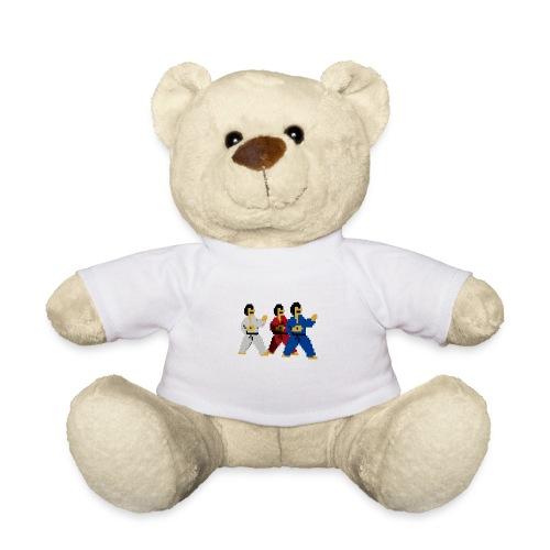 8 bit trip ninjas 1 - Teddy Bear