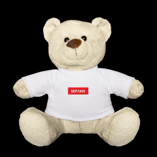 Berlin - Utoka - Teddy