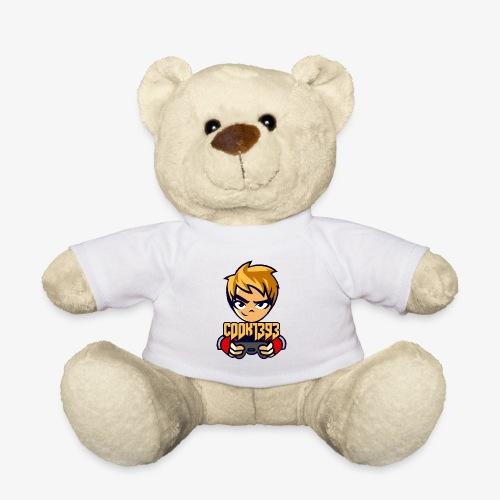 c00k1393 Logo trans - Teddy Bear