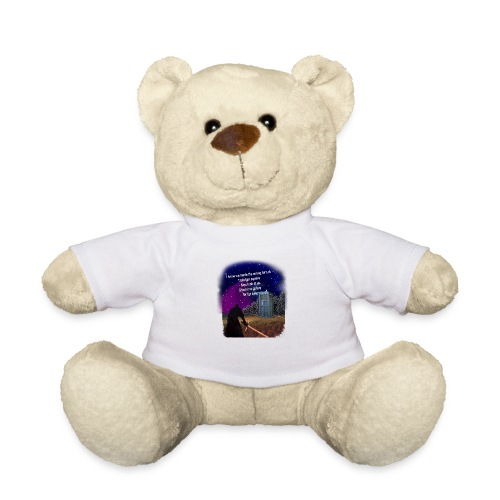 Bad Parking - Teddy Bear