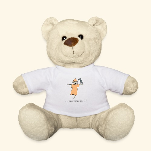 Krähe_therapie - Teddy