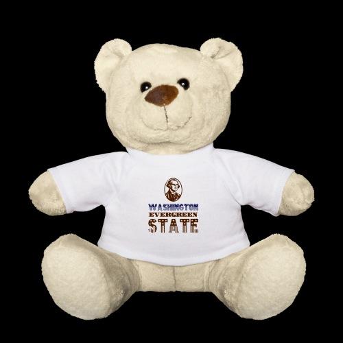 WASHINGTON EVERGREEN STATE - Teddy Bear