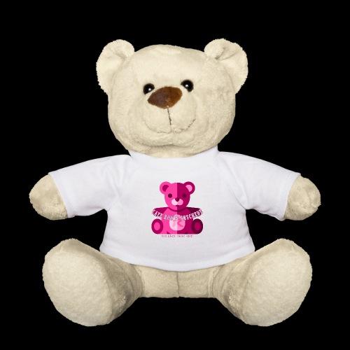 Rocks Teddy Bear - Pink - Teddy