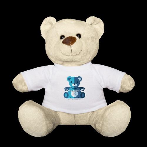 Rocks Teddy Bear - Blue - Teddy