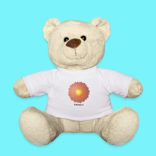 Fibonacci flower - Teddy Bear