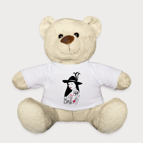 tatto Lausmadl Tracht - Teddy