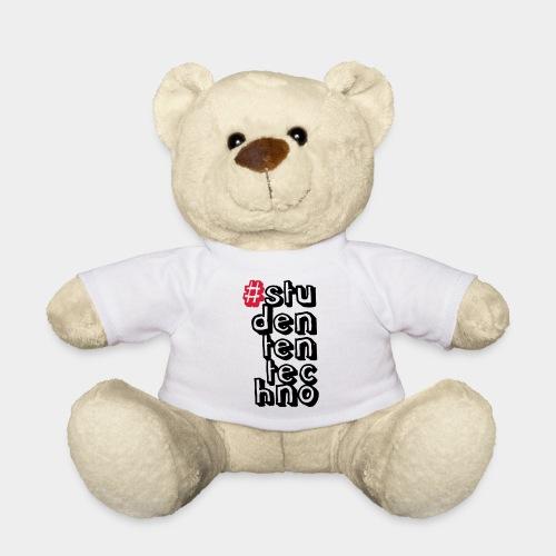 #studententechno (groß) - Teddy