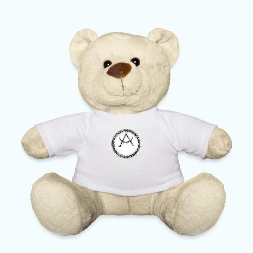 Mystic motif with sun and circle geometric - Teddy Bear