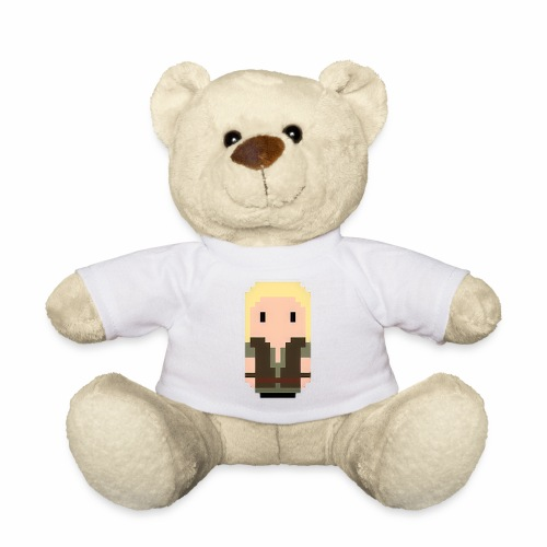 Robin Hood blonde hair - Teddy Bear