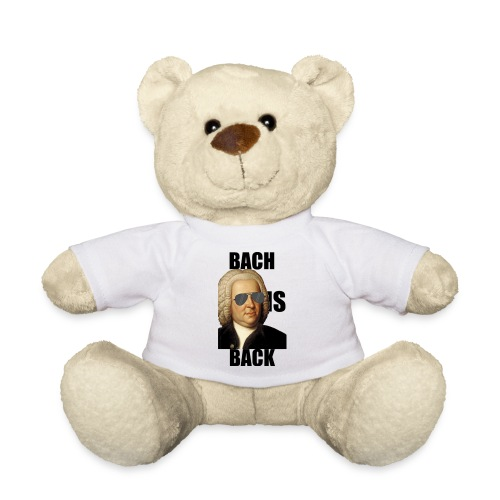 Bach is back - Nounours