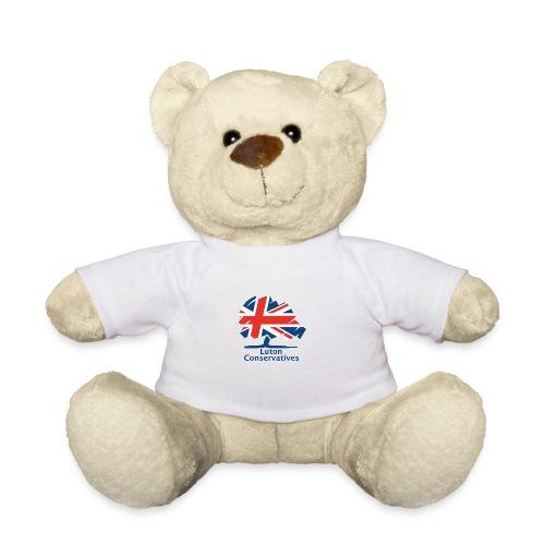 Luton Conservatives Badge - Teddy Bear