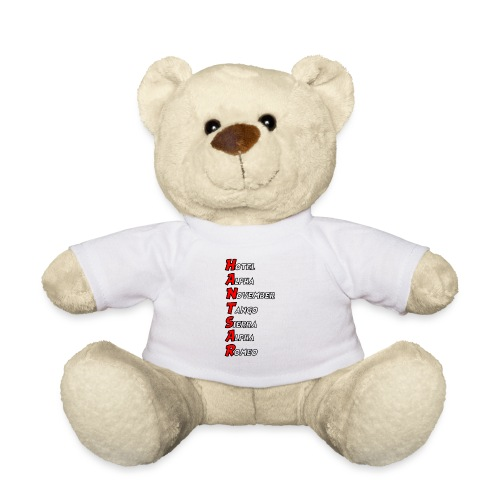 HANTSAR - Phonetic - Teddy Bear
