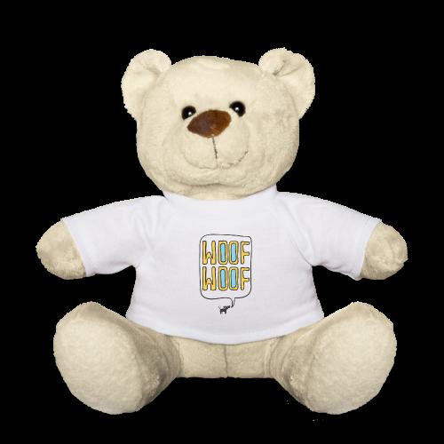 Woof Woof - Teddy Bear