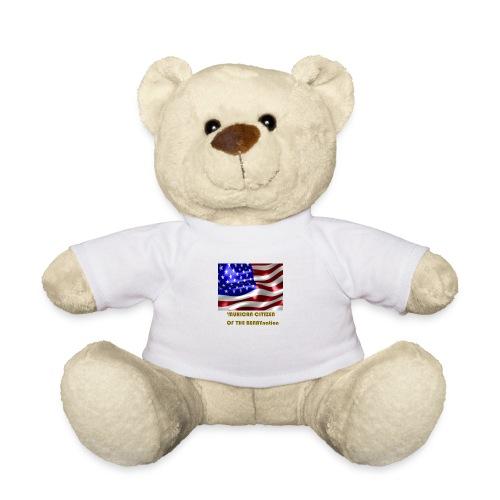 AMERICAN BENNYBOY90 MERCH - Teddy Bear