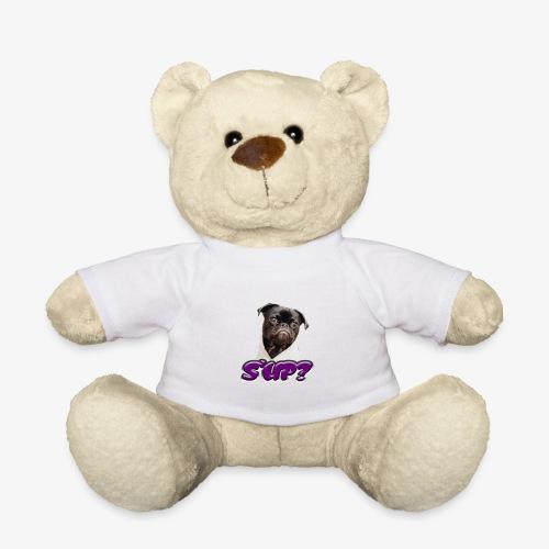 Sup pug - Teddy Bear