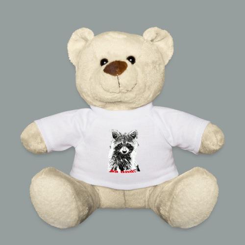 Waschbärbaby - Teddy