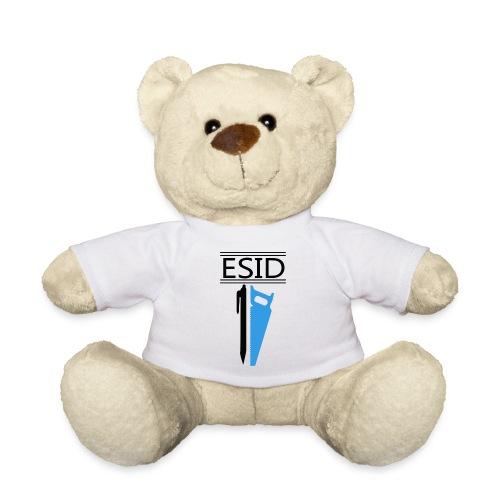 ESID Zwart-blauw - Teddy