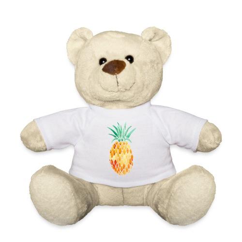 pinety logo print - Teddybjørn