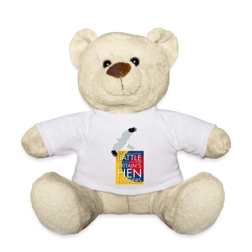 New for 2017 - Women's Hen Harrier Day T-shirt - Teddy Bear