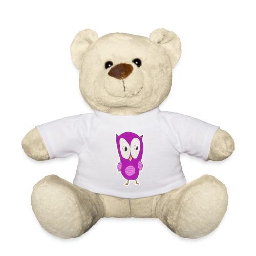 Astrids ugle - Teddybjørn