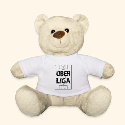 OBERLIGA im Fußballfeld - Teddy