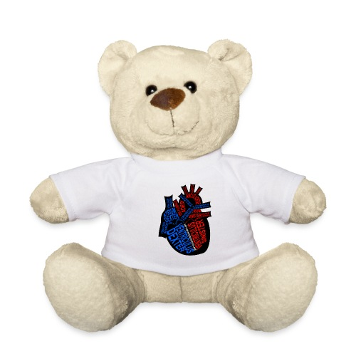Herz - Teddy