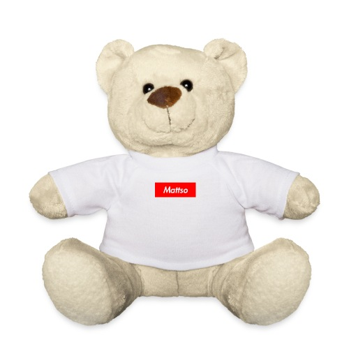 Mattso Merch to Flex - Teddy Bear