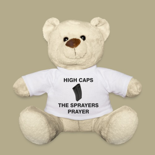 Sprayers Prayer - Teddy