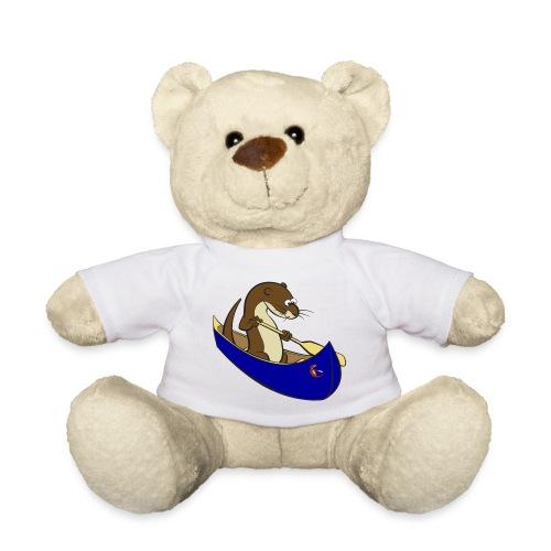 bluecanoewithsticker - Teddy Bear