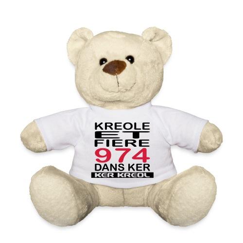 Kreole et Fiere - 974 ker kreol - Nounours