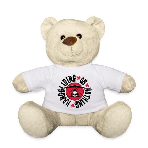 Hanggliding or nothing ! - Teddy Bear