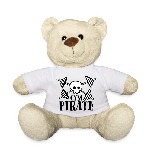 Gym Pirate Totenkopf Hantel Bodybuilding Geschenk - Teddy