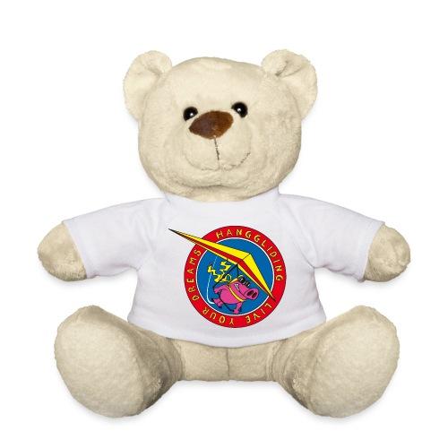 hanggliding pig - Teddy Bear