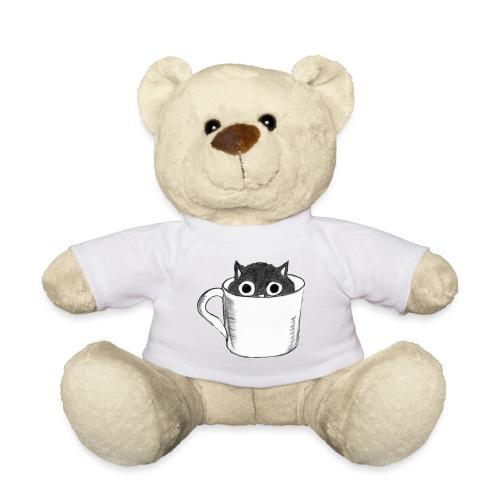 Katze in Tasse - Teddy