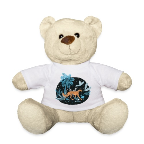 Saluki im Tropenwald - Teddy