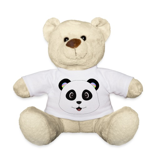panda rainbow - Osito de peluche