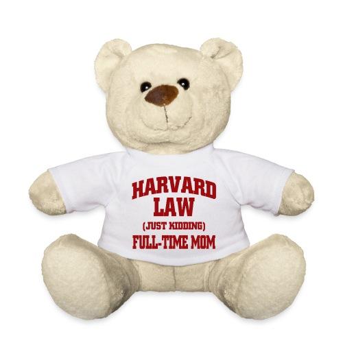 harvard law just kidding - Miś w koszulce