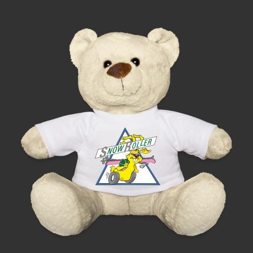 SnowRoller logo - Nallebjörn