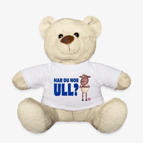Bæ, bæ, lille lam - Teddybjørn