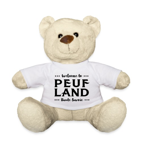 Peuf Land 74 - Black - Nounours