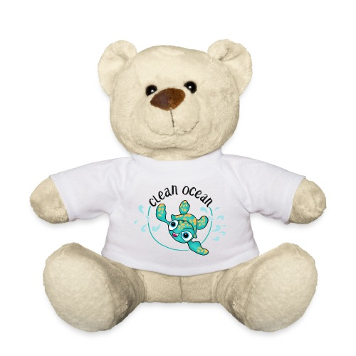 Clean Ocean - Teddy Bear